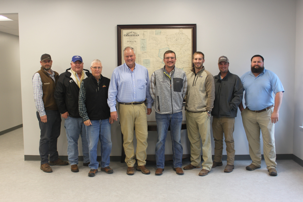 Agronomy Sales Team at Agrichem